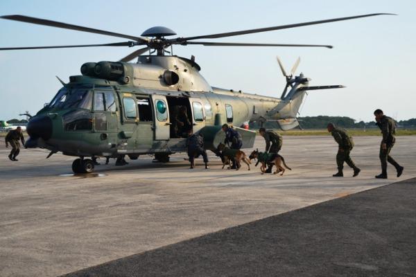 Batalhão de Infantaria da Aeronáutica Especial de Belém (BINFA-BE)2