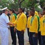 """CEFAN realiza comemorações ao """"Centenário da Liga de Sports da Marinha"""""""