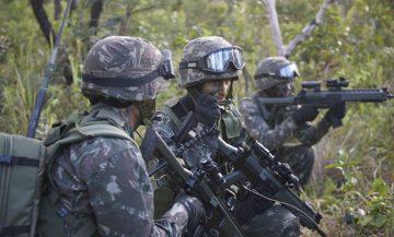 Corte de verbas põe em risco combate ao tráfico de armas e drogas na fronteira