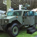 FINEP fecha contrato para o financiamento do projeto do veículo GLADIADOR