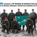59º Aniversario de Designação Histórica do 26 B I PDDT (Batalhão Santos Dumont)