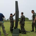 EME acompanha exercício de Experimentação Doutrinária da bateria de busca de alvos
