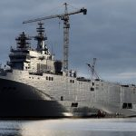 Egito e França firmam contrato para a compra dos dois porta-helicópteros Mistral
