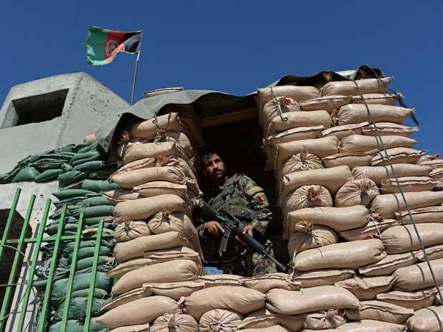 Exército Nacional Afegão