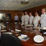 Militares do 11º contingente FTM-UNIFIL já estão em preparação na Defesa