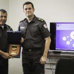Oficiais da Polícia do Panamá visitam unidades da PMERJ