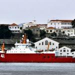 Marinha envia seus navios de Apoio Oceanográfico para mais uma OPERANTAR