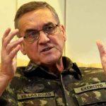 """""""O Exército pode ser chamado a intervir"""", adverte o general Villas Bôas"""