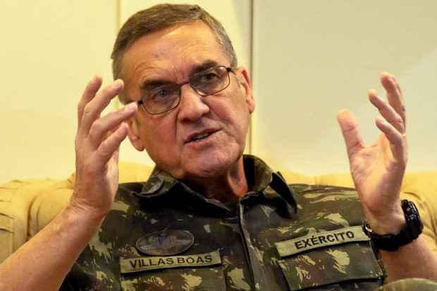 No comando geral do Exército desde fevereiro, o general esteve pela primeira vez no estado depois de assumir a função