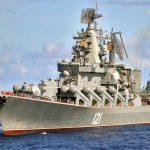 Russia pode vir a fazer uso da sua Marinha para bloquear a costa síria se for preciso
