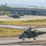 Esquadrão Poti encerra o exercício Operacional Zarabatana VI