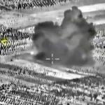 Aviação Russa destrói arsenais do Estado Islâmico na Síria