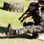 BAC inaugura a primeira academia militar associada ao CrossFit
