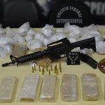 Alerta: faltam policiais para o combate ao tráfico de armas e drogas no Brasil