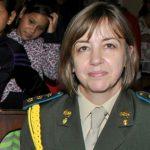 Pela primeira vez uma mulher é promovida a general na Argentina
