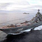Marinha russa dispara contra Estado Islâmico à partir do mar Cáspio (vídeo)