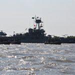 Operação Anhanduí aplica o emprego em conjunto de material da Marinha e do Exército