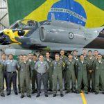 I Simpósio de operações de ataque por aeronaves AF-1 e A-1