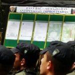 52º Batalhão de Infantaria de Selva presta apoio de adestramento ao 1º BAC