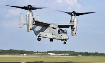 "Aeronave ""Osprey"""
