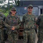 Militares da Marinha participam da Manobra Escolar 2015
