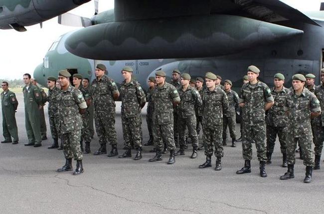 Primeiro Batalhão DQBRN do Exército Brasileiro