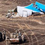 Autoridades trabalham com quatro hipóteses para a queda de avião russo no Egito