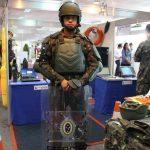 Exército Brasileiro apresenta armamentos utilizados na segurança das fronteiras