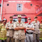 Corpo de Bombeiros do Rio de Janeiro ganham prêmio de melhor atuação no mundo
