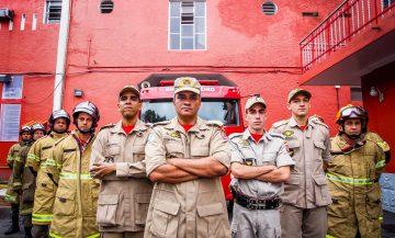 16.11.2015 - Rio de Janeiro - RJ - 2º Grupamento do Corpo de Bombeiros Militar do Meier, comandado pelo Tenente-coronel Cláudio Pedro Nicacio, na zona norte do Rio de Janeiro. Foto: Paulo Vitor.