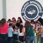 Colégio Brigadeiro Newton Braga celebra o dia das mães