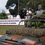 Esquadrão Tenente Amaro celebra o dia da cavalaria