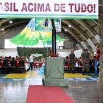 19° BI Mtz  recebe o encontro dos Paraquedistas Militares do Comando Militar do Sul