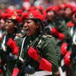 Ao menos 123 soldados venezuelanos foram detidos desde início dos protestos