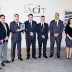 IACIT recebe comitivas da CISCEA e do PAME na sede em São José dos Campos