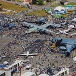 SAAB marca presença na F-AIR Colombia