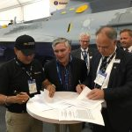 Saab conclui F-Air Colombia 2017 com sucesso