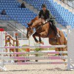 Exército realiza campeonato de salto no Rio de Janeiro