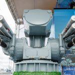 Rostec apresenta sistema naval de mísseis e artilharia antiárea PANTSIR