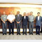Vice-Chefe da UNIFIL participa de colóquio na EGN