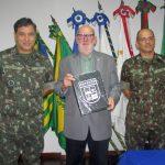 A artilharia brasileira na Segunda Guerra Mundial é tema de palestra