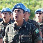 1ª Brigada de Infantaria de Selva realiza solenidade alusiva ao encerramento da participação do Brasil na MINUSTAH