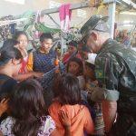 Comandante militar da Amazônia visita Roraima