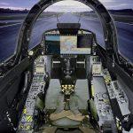 Saab apresenta simulador do Gripen E na Defexpo