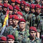 Dia do Exército – 1ª DE