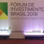 Thales marca presença no Fórum de Investimentos Brasil 2018