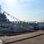 """Marinha do Brasil incorpora e batiza três Navios de Apoio Oceânico classe """"MEARIM"""""""
