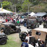 Itaipava recebe encontro de viaturas militares