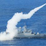 Marinha do Brasil lança segundo Míssil Antinavio Nacional de Superfície
