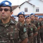 Dia Internacional do Peacekeeper no CCOPAB